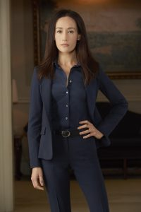 Maggie Q in Designated Survivor
